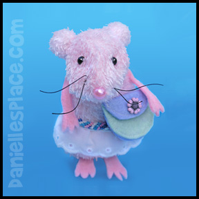 Sock Mouse Tooth Fairy