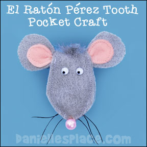 Mouse Tooth Pocket