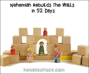 Nehemiah Rebuilds the Walls