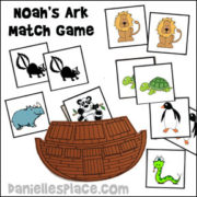 Noah Concentration Game