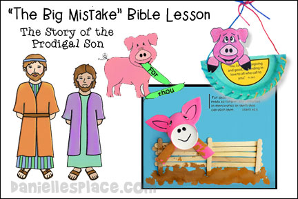 The Prodigal Son - The Big Mistake