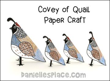 Covery of Quail