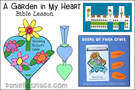 Seeds of Faith Bible Lesson