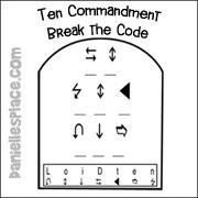 Break the Code Puzzle