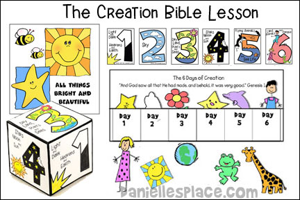 The Creation Bible Lesson