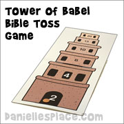 Tower of Bable Toss Game