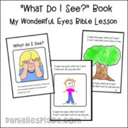 What Do I See Book