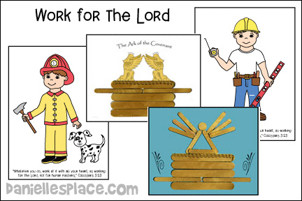 Work for the Lord - Tabranacle