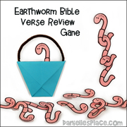 Worm Bible Verse Review Game