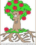 Rooted Fruit Tree