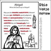 Bible Verse Review