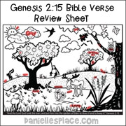 Genesis 2:15 - Search and Find