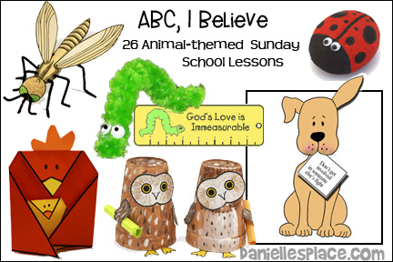 ABC I Believe Lessons