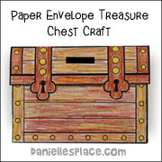 Envelope Chest Craft