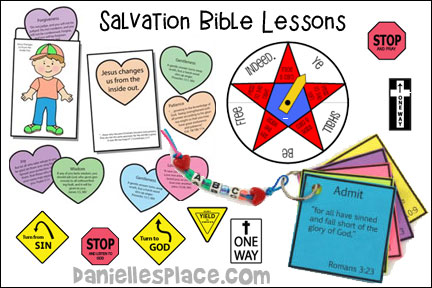 Salvation Bible Lessons