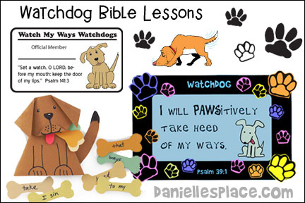 Watchdog Bible Lessons