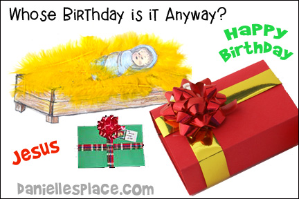 Whose Birthday is it Anyway?